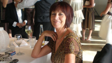 Joy Rowley, who was murdered in 2011. Her death is the subject of a coronial inquest.