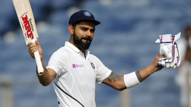 Kingmaker: Virat Kohli will have a crucial say in whether next summer's SCG Test is played with the red or pink ball.