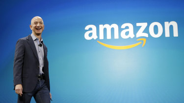 Amazon saw revenue soar during the height of the pandemic.