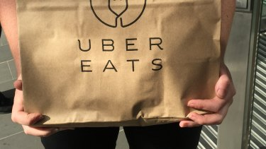 Uber Eats increases revenue but losses grow