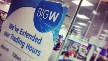 Big W's new wage deal could be held up in the workplace tribunal.