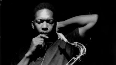 John Coltrane spawned countless imitators but no one has ever come close to his majesty and grandeur.