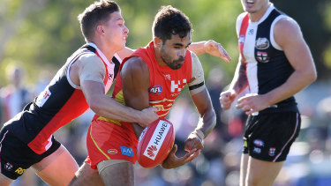 Uncontracted and untraded, will Jack Martin head back to the draft?