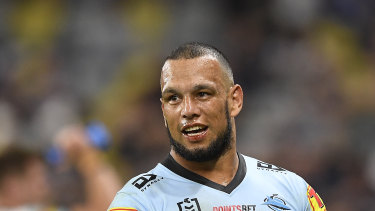 Could Will Chambers make a shock Origin return for Queensland?