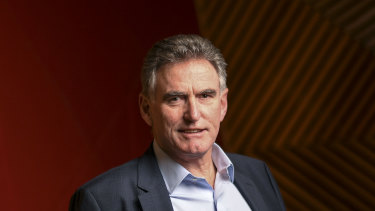 NAB chief Ross McEwan has strengthened calls to open the borders, domestically and with New Zealand.