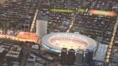 Nine Queensland cities sign up to co-host 2032 Olympics