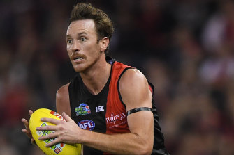 Essendon has delisted Mitch Brown.