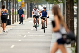 Melbourne City Councils wants to rapidly increase the number of bike lanes.