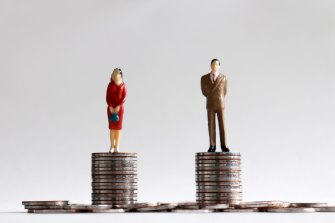 A significant proportion of the Australian workforce is not reflected in the governments gender pay gap data.
