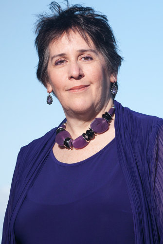 Controversial anti-vax activist Meryl Dorey.