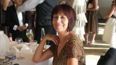 Joy Rowley was murdered in 2011.