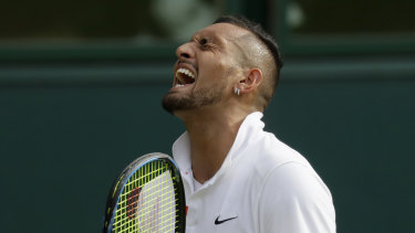 Nick Kyrgios is inching closer to a potentially great career finishing grossly unfulfilled.