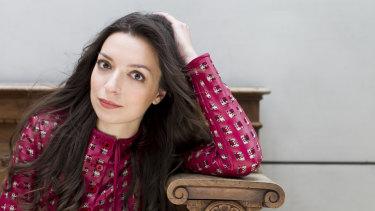 Russian pianist Yulianna Avdeeva.