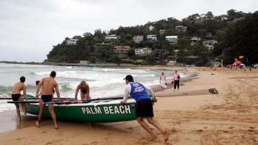 Life's a beach for wealth Palm Beach residents, who have just been named in Sydney's wealthiest postcodes.