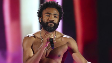 Childish Gambino's This Is America has claimed the record of the year and song of the year Grammys.