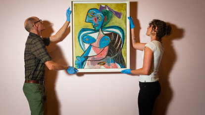 Going nowhere: Matisse, Picasso paintings trapped in Australia by COVID-19
