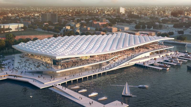 Sydney Fish Market revamp makes new list of fast-tracked projects – Sydney Morning Herald