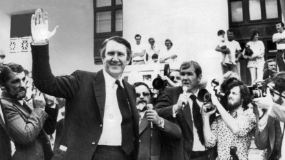 From the Archives, 1975: Malcolm Fraser wins a landslide election