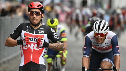 Ewan abandons Giro d'Italia one day after stage win