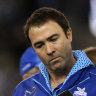 Brad Scott prepares to coach North Melbourne for last time
