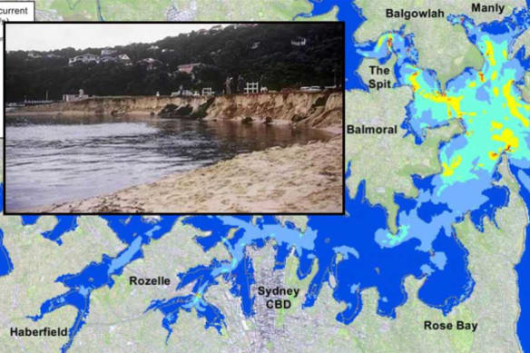 Research maps real risk of major tsunami in Sydney
