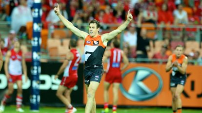 From the Archives, 2014: Giants stun Swans for first Sydney derby win