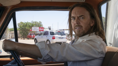 Tim Minchin reflects on the stumbles that led him to outback TV series