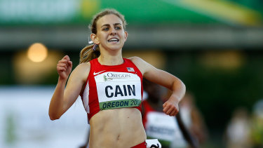 US runner Mary Cain's allegations have rocked the sport.