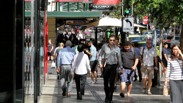 Queensland's unemployment rate has jumped to 6.3 per cent.