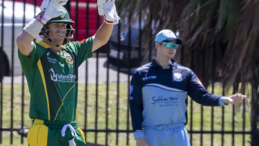 Time-frame: David Warner and Steve Smith will soon link up with their one-day teammates.