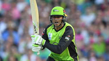 Usman Khawaja has extended his contract with the Sydney Thunder.