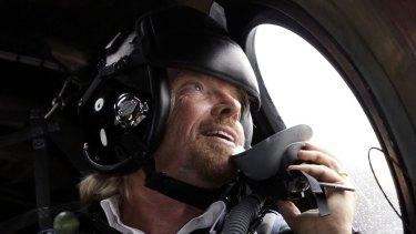 Richard Branson has leapfrogged Jeff Bezos in the space race.