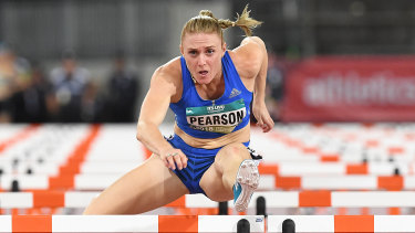 Sally Pearson is targeting more world championship and Olympic glory.