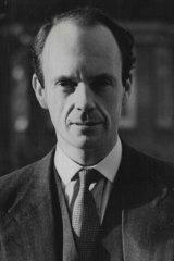 The Queen's private secretary Martin Charteris in 1953.