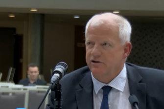 Northern NSW Local Health District chief executive Wayne Jones.