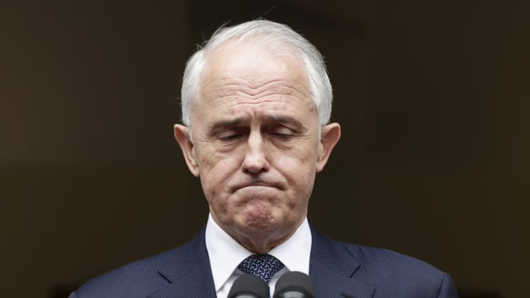 Few will mourn the end of Malcolm Turnbull's prime ministership.