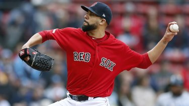 Red Sox pitcher David Price is one of the team's avid Fortnite players.