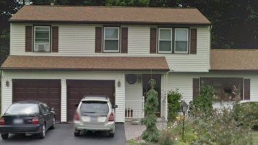 A judge ordered Michael Rotondo, 30, to be evicted from his parents' house at 408 Weatheridge Drive, Camillus, in New York state.