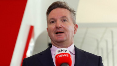 Labor's climate change and energy spokesman Chris Bowen says clean energy investment can grow regional industrial jobs.