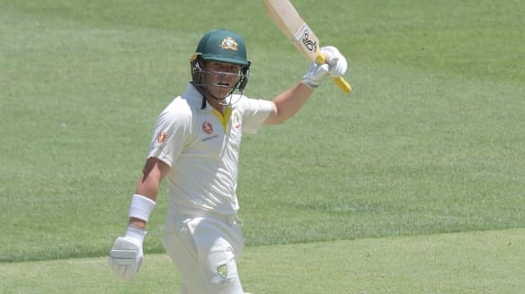 Harris and Head give Australia's much-maligned batting reason for hope