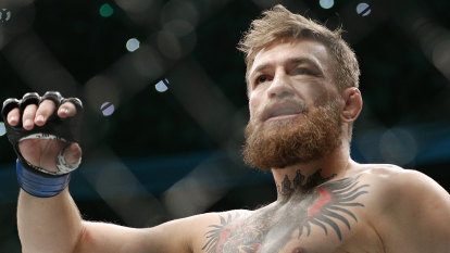 Newly-retired McGregor under investigation for sexual assault