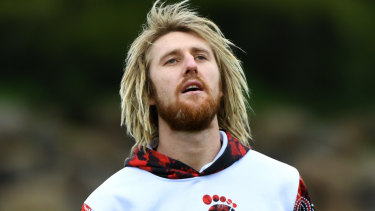Dyson Heppell is adamant he will play in the elimination final in Perth.