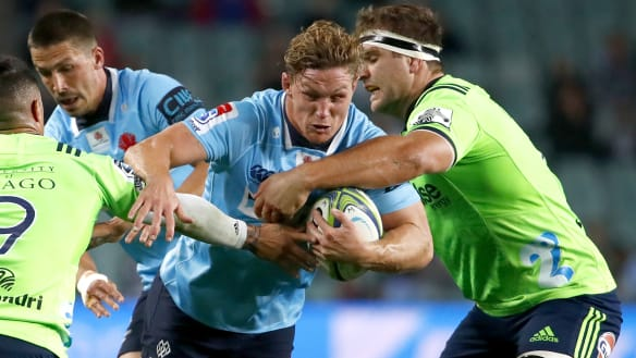 Waratahs to face Highlanders in Super Rugby quarter-final, Rebels miss out