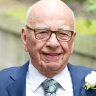 'We do not deny climate change': Rupert Murdoch addresses son's exit from board