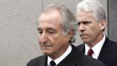 Bernie Madoff, the mastermind of the world's biggest Ponzi scheme, was able to continue to years without scrutiny from US government watchdogs.