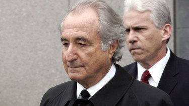 Bernard Madoff, who defrauded investors of more than $US19 billion  in history's biggest Ponzi scheme, has died.