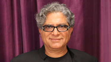 Author Deepak Chopra was cited in a recent unfair dismissal claim.