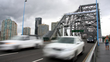 Traffic in Brisbane and other cities is only getting busier.