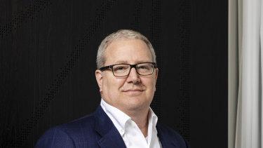 Breville chief executive Jim Clayton.
