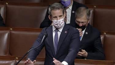 Adam Kinzinger is an air force veteran.